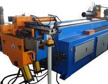 Safe operation method of pipe bender ...